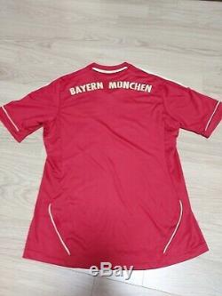 12/13 Bayern munich jersey M