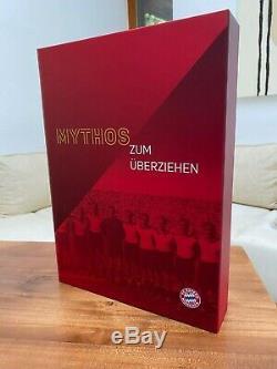 120 Years FC Bayern Munich Anniversary Special Shirt Adidas Size L Jersey New