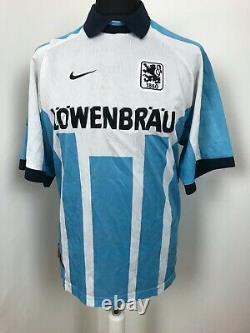 1860 Munich Home football shirt 1995 1996 Soccer Jersey Trikot Size XL