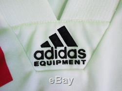 1991-1992-1993 Bayern München Munchen Munich FCB Jersey Shirt Trikot Away OPEL M