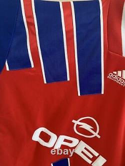 1993/1995 Vintage Bayern Munich Football Trikot Shirt M