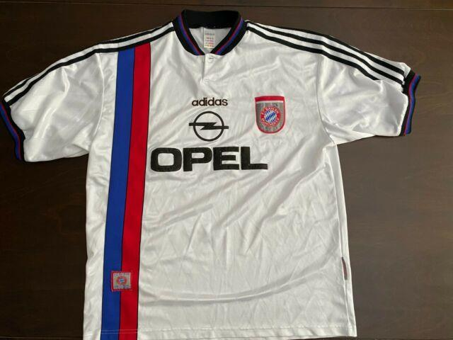 1996-1998 Very Rare Bayern Munich Away Jersey Xl
