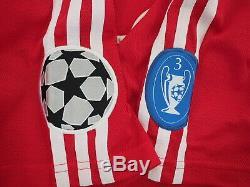 1999-2000-2001 Bayern Munchen Munich Jersey Shirt Trikot Home OPEL CL UCL L BNWT