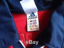 1999 / 2001 Bayern Munich Football Shirt Jersey Maglia Spieltrikot 24 Santa Cruz