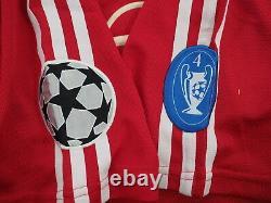 2000-2001 Bayern Munich FCB Jersey Shirt Trikot Home OPEL UEFA CL UCL L BNWT