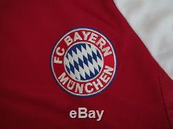 2003-2004 Bayern München Munchen Munich Jersey Shirt Trikot Home Adidas L BNWT