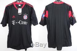 2004-2005 Bayern München Munchen Munich Jersey Shirt Trikot 3rd L UEFA UCL BNWT