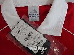 2005-2006 Bayern München Munchen Munich Jersey Shirt Trikot Home Adidas L BNWT