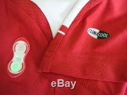 2009 Bayern München Munchen Munich Home Jersey Shirt Trikot T-Home Robben #10 S