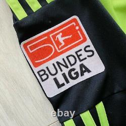 2012 2013 Neuer Bayern Munich Germany Home Goalkeeper Long Soccer Shirt Jersey