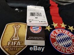 2014/15 Adidas FC Bayern Munich Official Third UCL Soccer Jersey F48405
