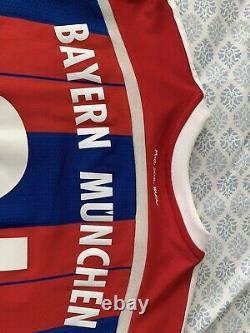 2014-15 Bayern Munich Jersey #21 Philipp Lahm