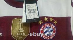 2014-15 Bayern Munich away shirt jersey Schweinsteiger