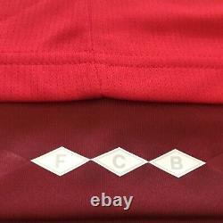 2015/16 Bayern Munich Home Jersey #9 LEWANDOWSKI Small Adidas Soccer NEW