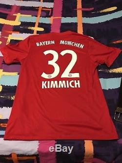 competitive price daec6 ab171 2016-17 Official Bayern Munich Limited Edition Parley Jersey ...