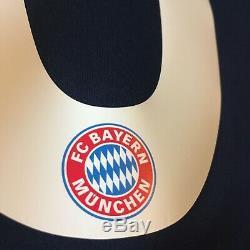 2017/18 Bayern Munich Away Jersey #10 ROBBEN Large Holland Netherlands NEW