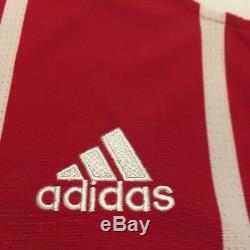 2017/18 Bayern Munich Home Jersey #10 ROBBEN XL Holland Netherlands NEW