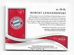 2020 Panini Immaculate Jersey Auto Card Robert Lewandowski #26/50