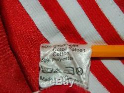 4.5/5 Bayern Munich adults S 34 1978 original football shirt jersey trikot