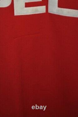 4/5 Bayern Munich adults L/XL #7 Scholl 1999 football shirt jersey soccer