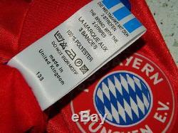 4/5 Bayern Munich adults XL 1993 football shirt jersey trikot soccer