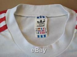 4.7/5 VINTAGE RARE Bayern Munich Away football shirt 19841985 ORIGINAL ADIDAS