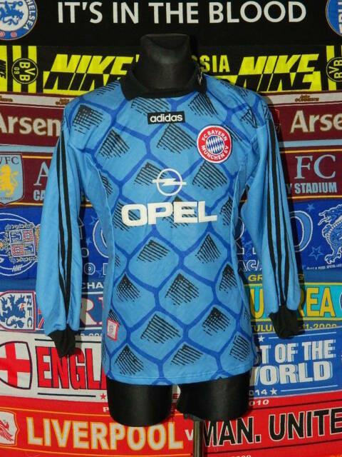 5/5 Bayern Munich Adults S 1995 Mint Original Football Shirt Jersey Trikot