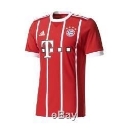 ADIDAS 17/18 Bayern Munich JAMES Authentic Player issue Home Jersey XL AZ7960