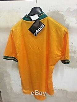 ADIDAS BAYERN MUNCHEN F. C. 1993/94 soccer rare vintage jersey