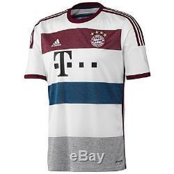 Adidas Bayern Munich Away Jersey 2014/15