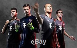 Adidas Bayern Munich Away Jersey 2016/17