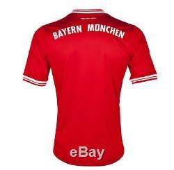 Adidas Bayern Munich Home Jersey 2013/14