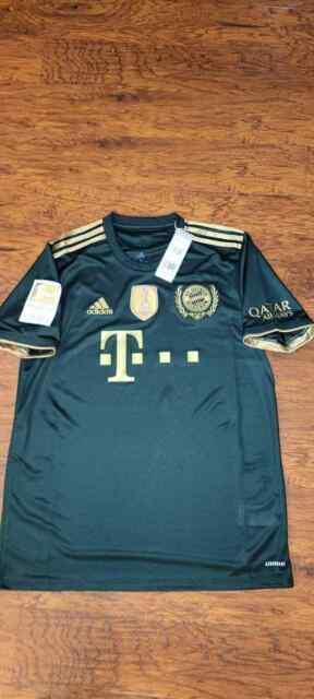 Adidas Bayern Munich Lewandoski Wiesn 2021 S Oktoberfest Original Jersey Shirt