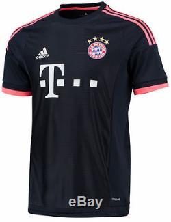 Adidas Bayern Munich Ucl Third Jersey 2015/16