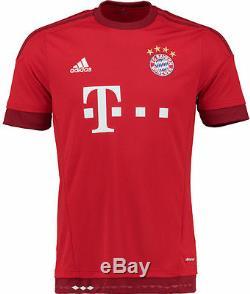 Adidas Mario Gotze Bayern Munich Home Jersey 2015/16 Germany Bundesliga
