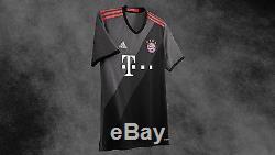 Adidas Thomas Muller Bayern Munich Away Jersey 2016/17