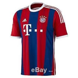 5afe757d38b Adidas Thomas Muller Bayern Munich Home Jersey 2014 15 Fifa Cwc 2013 Patch