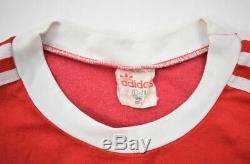 Adidas 1980-82 BAYERN MUNCHEN SHIRT L Shirt Jersey Kit