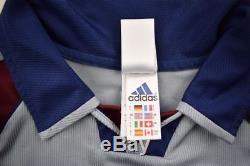 Adidas 1998-99 BAYERN MUNCHEN LIZARAZU SHIRT L Shirt Jersey Kit