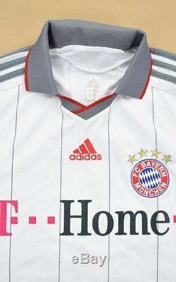 Adidas 2009-10 BAYERN MUNCHEN PRANJIC SHIRT L Shirt Jersey Kit