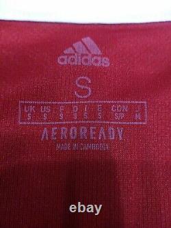 Adidas 2020-21 BAYERN MUNICH HOME JERSEY (FR8358)