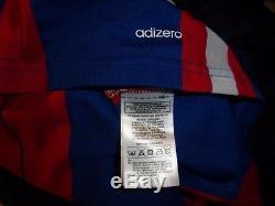 Adidas Bayer Munich Player Issue Home Jersey 2014-15, Pokal Finale 2014 Vs Dortm