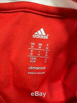 Adidas Bayern Munchen Home Jersey 2013/2014 Retro Classic Size Medium Only