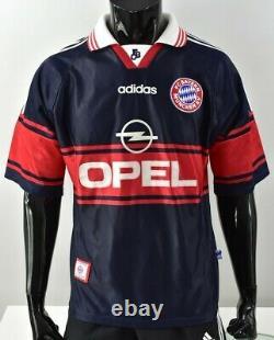 Adidas Bayern München Munich 1997-1999 Home Jersey Shirt SIZE M (adults)