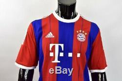 Adidas Bayern München Munich 2014-15 Home Jersey Shirt Mario GOTZE SIZE XL men's