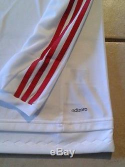 Adidas Bayern Munich 15/16 Away Player Issue Adizero Size 6 (M)