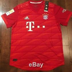 Adidas Bayern Munich 2019/20 Home #14 IVAN PERISIC Jersey CLIMACHILL PLAYER