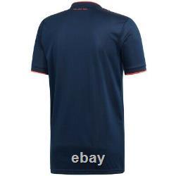 Adidas Bayern Munich 2019 2020 Third Soccer Jersey Brand New Navy Blue Red