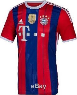 Adidas Bayern Munich Authentic Adizero Home Jersey 2014/15