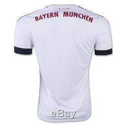 Adidas Bayern Munich Away Jersey 2015/16